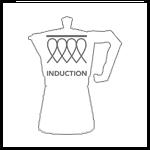 Indukciós főzőlapra kotyogók (6)