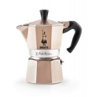 BIALETTI - Moka Express - hagyományos kávéfőző - 3 adagos - rose gold - limited edition