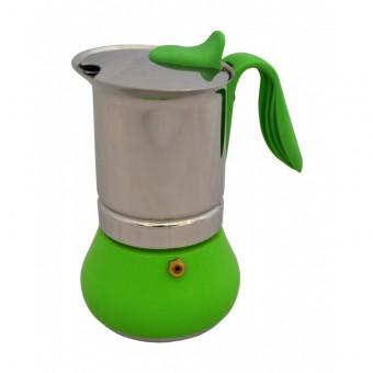 G.A.T. - Winner - kotyogó kávéfőző - 4 csészés - zöld