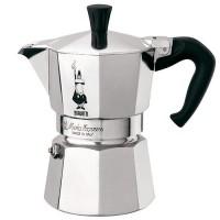 BIALETTI - Moka Express - hagyományos kávéfőző - 3 adagos - ezüst
