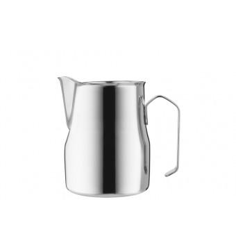FOREVER - Latte art tejkiöntő - 350 ml - inox