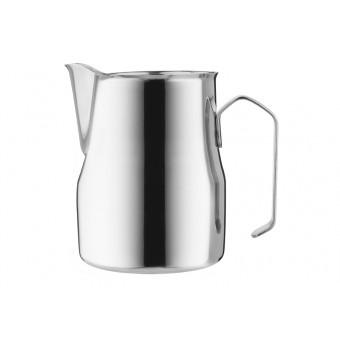 FOREVER - Latte art tejkiöntő - 750 ml - inox