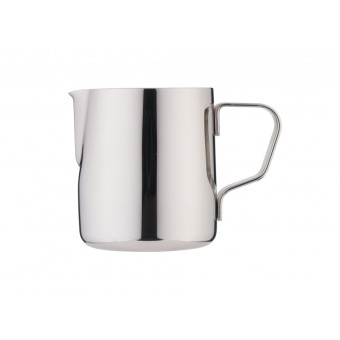 FOREVER - kávé / tejkiöntő - 150 ml - inox