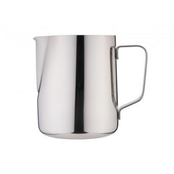 FOREVER - kávé / tejkiöntő - 600 ml - inox