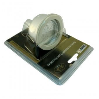 G.A.T. - Gumi tömítés és szűrő - 2 csészés GAT kávéfőzőkhöz
