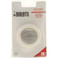 BIALETTI - Gumi tömítés és szűrő - 6 adagos BIALETTI kávéfőzőkhöz