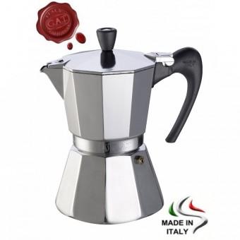 G.A.T. - VIP aRoma - kotyogós kávéfőző  - 6 csészés - SZÉPSÉGHIBÁS