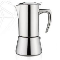 FOREVER - Miss Diamond - kávéfőző - 2 csészés- inox