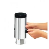 MELICONI - Kávéadagoló/kávétároló doboz - inox és műanyag