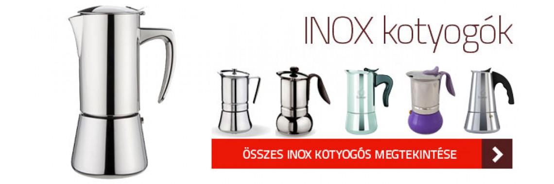 Inox kotyogók